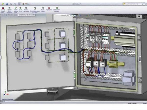 Impianto elettrico cavriago reggio emilia realizzazione for Progettazione impianto elettrico casa